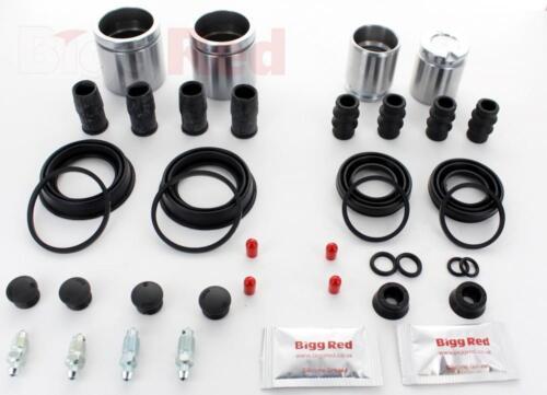 Pour Audi A3 2003-2012 Avant et arrière Étrier de frein complet kit réparation pistons * FK 7 *