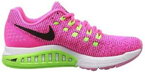 6c09396e43b18 La imagen se está cargando Mujeres-Nike-Air-Zoom-estructura-19-Correr- Zapatillas-