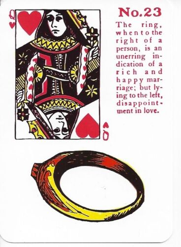 GYPSY WITCH Fortune Telling Playing Cards Tarot Card Set