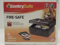 Sentry Safe 0500 Fire Safe Security Chest Key Lock Box