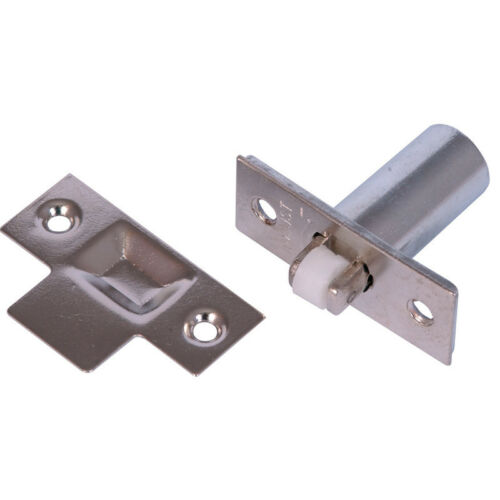 DIY internal doors NEW Adjustable Roller Catch Nickel 5 Pack door fixing