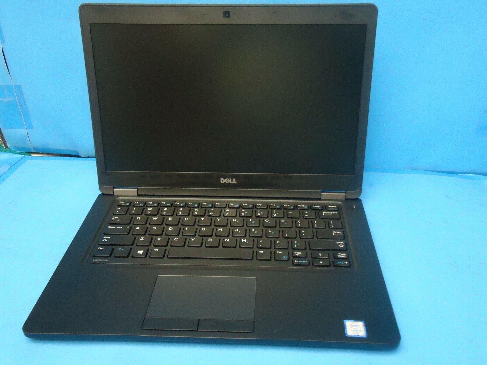 "Dell Latitude 5490 14"" Intel i5-7300U /8GB / 480GB SSD/ Win10 Pro."