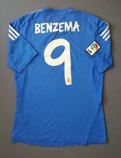 4.9 5 Real Madrid  9 Benzema 2013 2014 Football Away Jersey Shirt Adidas  Size a094fd19b