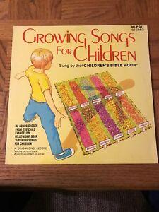 Growing-Songs-For-Children-Album