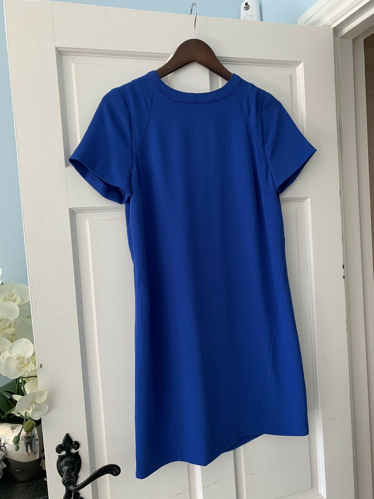 "GORGEOUS BNWT COAST  EMLEN"" COBALT blueE OCCASION DRESS, SIZE 8"