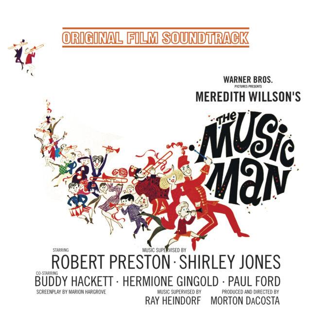 Original Film Soundtrack - The Music Man CD