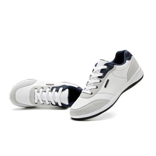 Hommes Athlétique Sport Randonnée Low Top Loisir Running Baskets Outdoor Chaussures Confort
