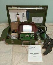 Full Set Military Geiger Counter Dosimeter Dp 5v With Sbm 20 Sts 5 Si3bg Ussr
