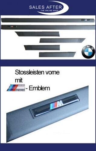 Original BMW E36 M Stossleisten Türleisten Zierleisten Leisten Coupe Cabrio