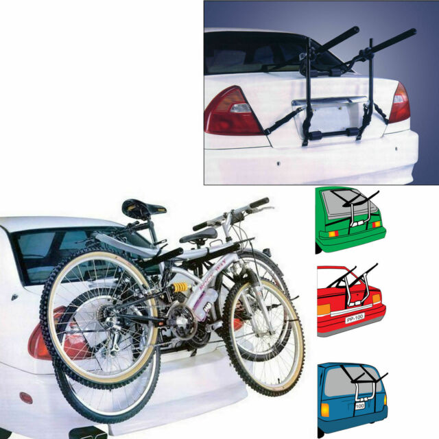 2 BICYCLE REAR MOUNT CARRIER CAR RACK for CITROEN C3 PICASSO 09-ON