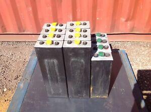 2 Volt Wet Lead Acid Battery Cells For Forklift Off Grid Solar Farm Panels Ebay