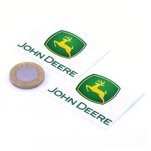 John-Deere-Badge-Sticker-Decal-Vinyl-50mm-x2-Tractor-Farming-Lawnmower
