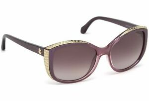 another chance classic sports shoes Details about ROBERTO CAVALLI Sunglasses RC1015 YED 05B Black 56MM