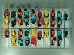 STECKIS-Die-Kleinsten-im-Weltall-1987-mit-Bauartvarianten-40er-Kasten-voll