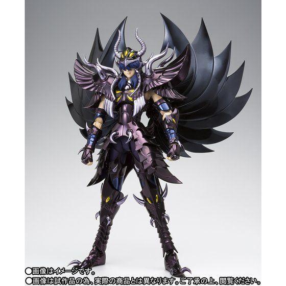 Bandai Saint Seiya Myth Cloth EX Garuda Aiacos Japan version