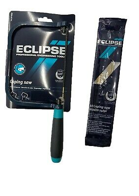 Eclipse 10 x Coping Saw Blades 71-CP7R//Direct De RDGTOOLS