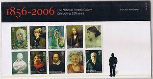 GB-Presentation-Pack-386-2006-National-Portrait-Gallery