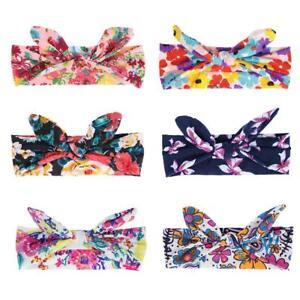 Kids-Headband-Twist-Hairband-Bow-Knot-Cross-Tie-Cotton-Headwrap-Hair-Band-Hoop