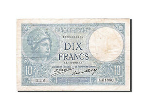 Billets-France-10-Francs-1915-1928-05-01-KM-73d-TTB-Fayette-6-13-262230