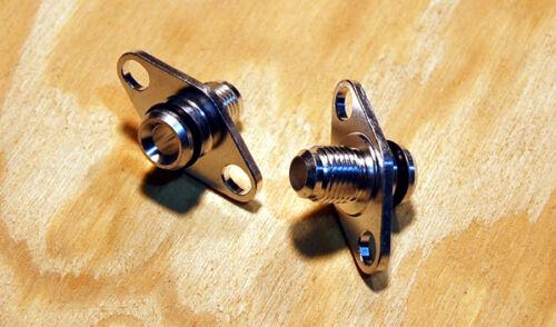95-99 Eclipse Talon 6AN Fuel Rail Fitting Kit Inlet Outlet Adapter 4g63 2g DSM