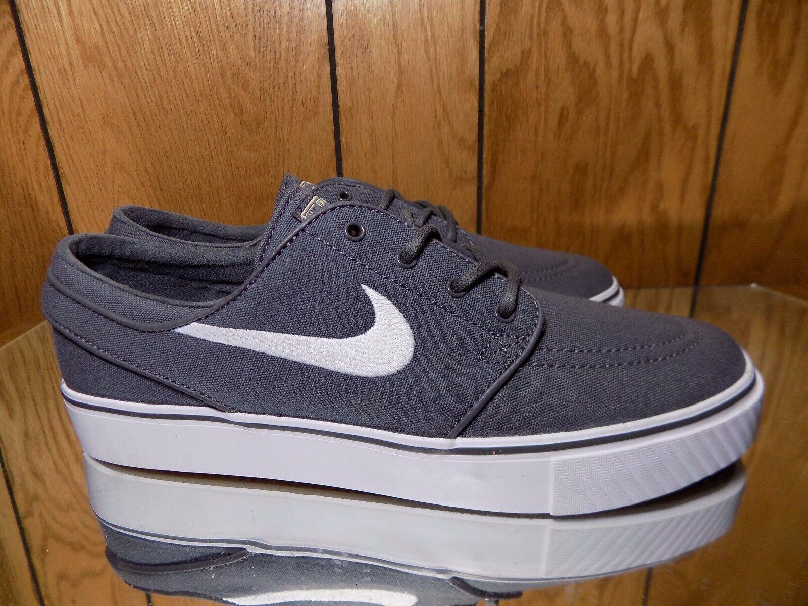 Nike sb zoom stefan janoski tela Uomo 615957-027 grey pattinare scorpe 7