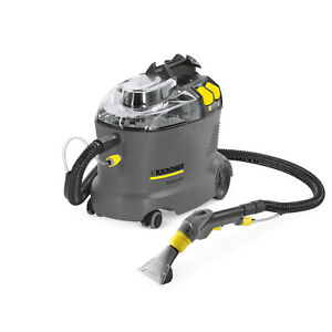 KARCHER-Puzzi-8-1C-Spray-Carpet-Extraction-upholstery-cleaning-powerful-machine