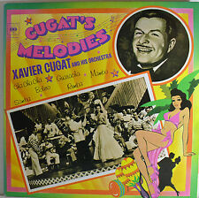 """CUGAT´S MELODIES - XAVIER CUGAT AND HIS ORCHESTRA  12"""" 2 LP  (R257)"""