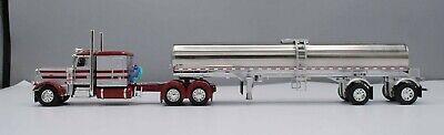 DCP WALKER CHROME SPREAD AXLE MILK TANKER 1//64 60-0667 T