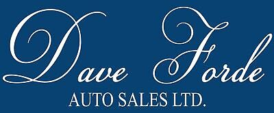 Dave Forde Auto Sales
