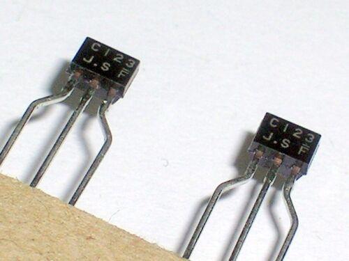 20pcs DIP Transistor 2SC123 C123 TO-92S Roma