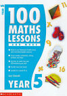 100 Maths Lessons and More for Year 5: Year 5 by Lucy Simonds (Paperback, 2000)