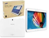 """Samsung Galaxy Tab 3 GT-P5210 16GB, Wi-Fi, 10.1in - White 10.1"""" Inch Tablet 5210"""