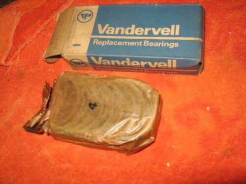 vandervell fits 1960-62-62-64-65-66-67-68-69-1970 peugeot   rod bearing set  3MM