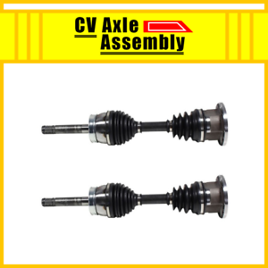 4WD Front Pair CV Axle 2 PCS For 1986-1993 D21 4WD //1987-1989 PATHFINDER