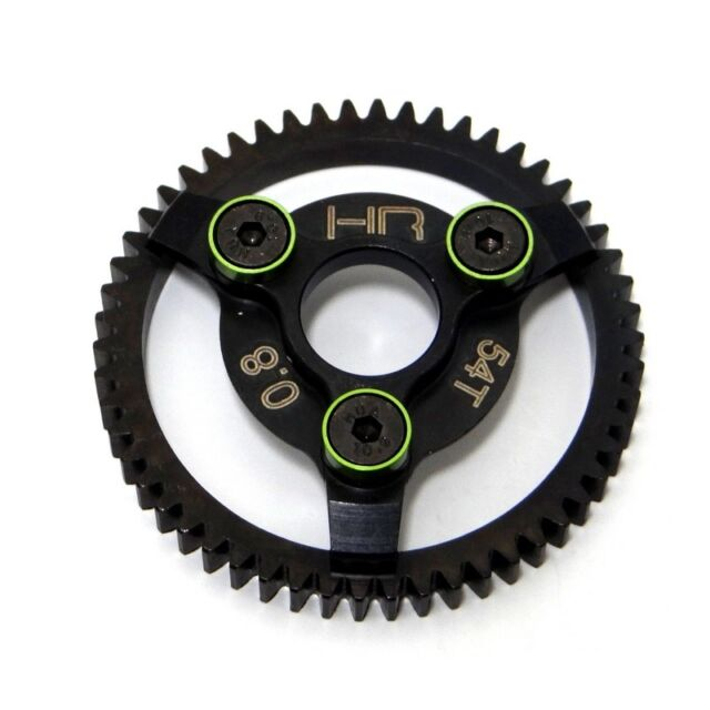Hot Racing STE254 Traxxas Telluride 4X4 54T 32P Steel Spur Gear