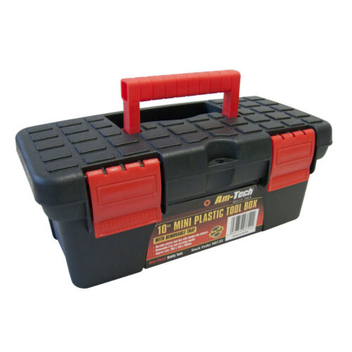 10 Mini Plastic Tool Box APT1136