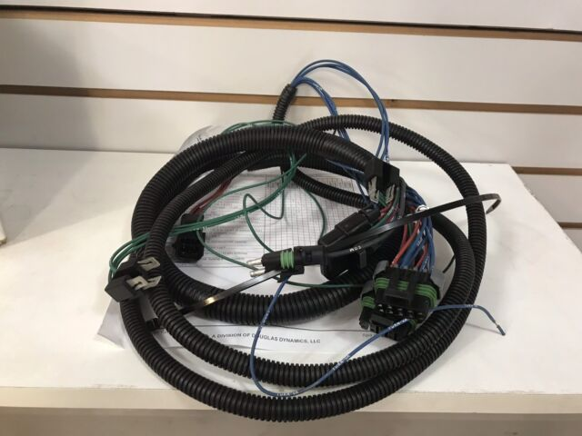 Western Plow Wiring Harness For Sale - Wiring Diagram Home on