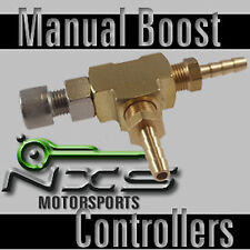 NXS MANUAL BOOST CONTROLLER 280Z TURBO WRX 240SX MBC S4 3/16 5mm Stainless Steel
