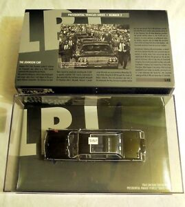 Minichamps-436086101-1964-Lincoln-Continental-X-100-034-Quick-Fix-034-NEU-amp-OVP