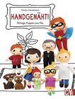 Handgenäht! von Cecilia Hanselmann (2016, Taschenbuch)