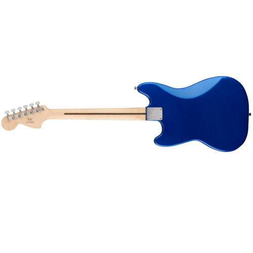 Squier Bullet Mustang HH Imperial Blue Short Scale Electric Guitar