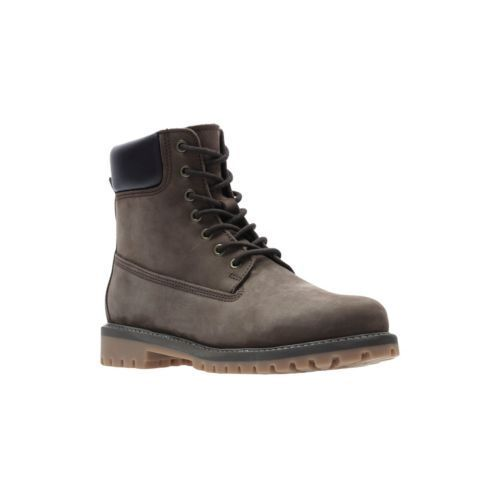 Clarks Clarks Clarks Mens Marver Ride braun Nubuck lace-up ankle Stiefel UK 9 10 8ed2c9