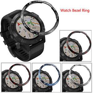 Watch-Bezel-Ring-Schutz-Ring-Cover-fuer-Garmin-Fenix6-Fenix6-Pro