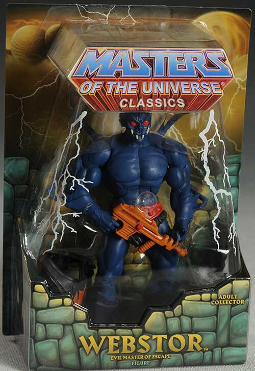 MASTERS OF OF OF THE UNIVERSE Classics_WEBSTOR 6  figure_Exclusive Limited Edition_MIP 8b7dda