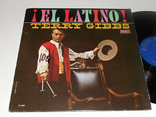 TERRY GIBBS VG++ El Latino LP 2260 Roost Mono Willie bobo Jerome Richardson