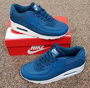 baskets nike air max 90 essential bleu