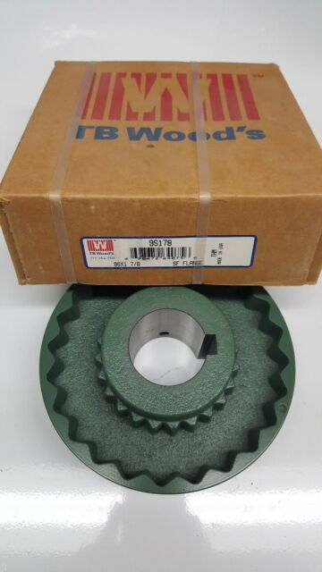 Sleeve Coupling Flange 7S Bore 1-1//8