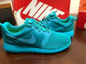 Nike Wmns Roshe Run Hyperfuse 642233 001 100% Authentic