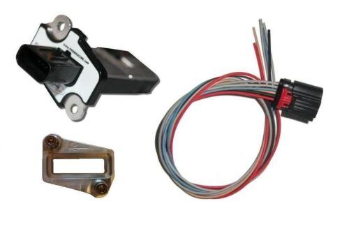 """Pigtail Pro-M Mass Air Meter 3.5/"""" Bung Mustang Blow-Thru MAF Conversion Kit"""