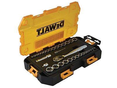 Stanley Tools DWMT73804 Tough Socket Set 34 Piece 1/4in & 3/8in Drive